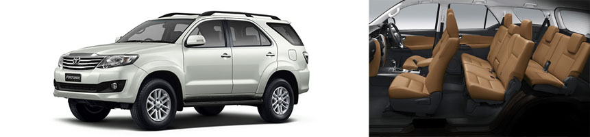 Fortuner Taxi Service Provider