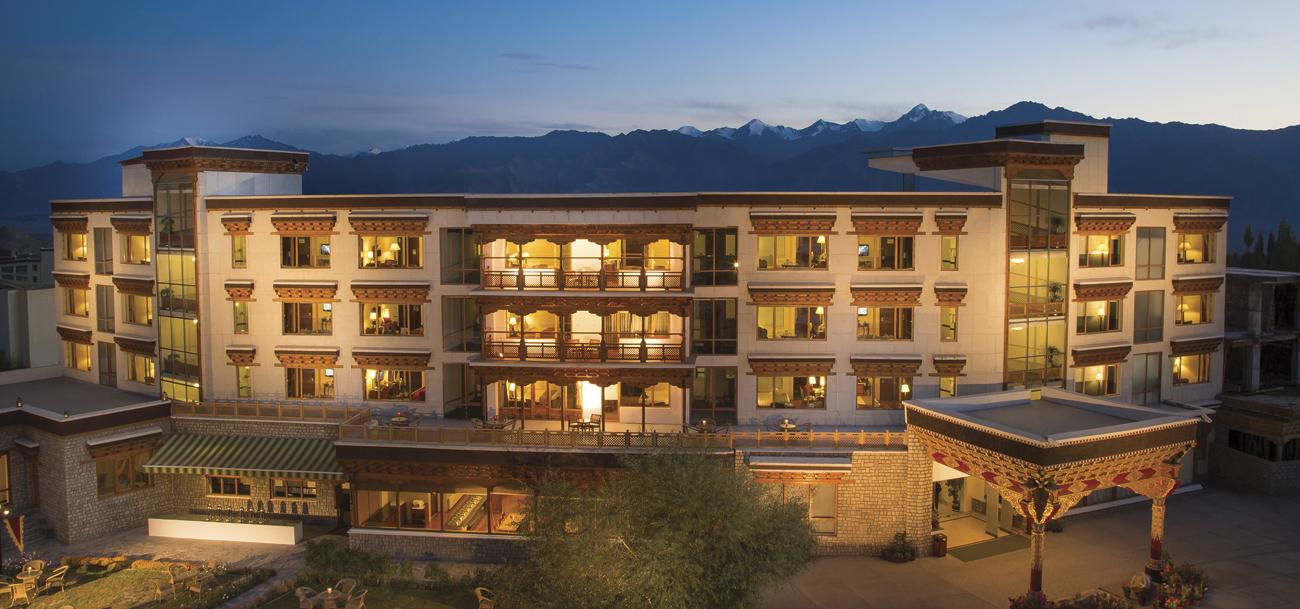 Leh Ladakh Hotel Stay